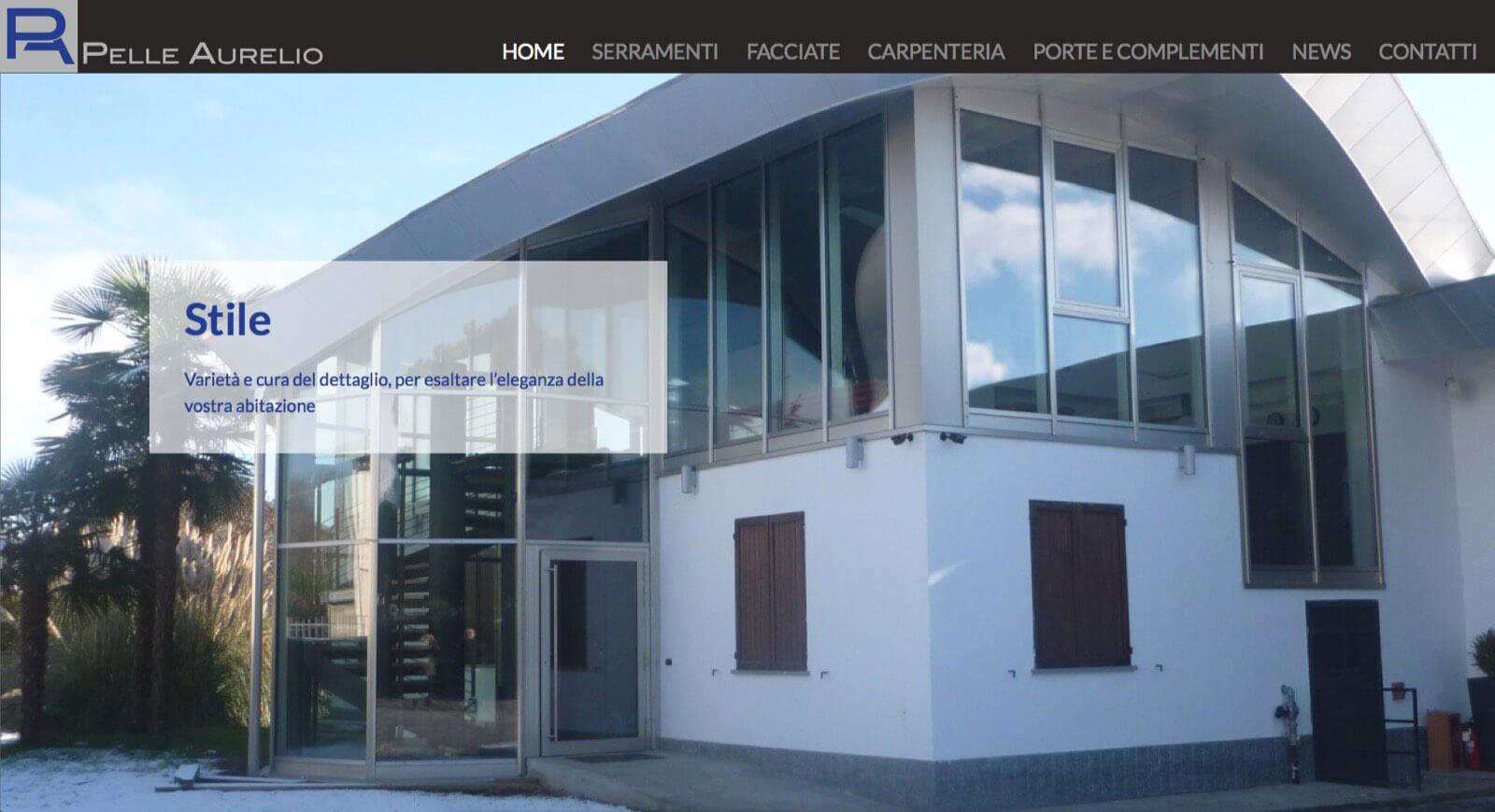 Pelle Aurelio è online con il nuovo sito!
