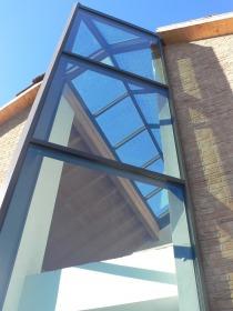 Sistemi di copertura in alluminio
